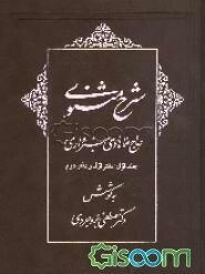 شرح مثنوی حاج ملاهادی سبزواری: دفتر اول و دوم (جلد 1)